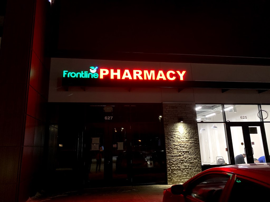 Frontline Pharmacy | health | 627 Cameron Heights Dr NW, Edmonton, AB T6M 0L9, Canada | 7804444884 OR +1 780-444-4884