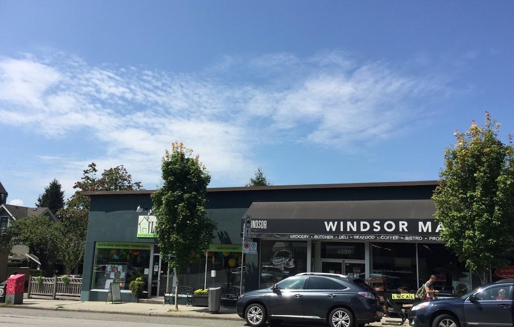 Windsor Market | restaurant | 4889 MacKenzie St, Vancouver, BC V6L 2R7, Canada | 6046382470 OR +1 604-638-2470