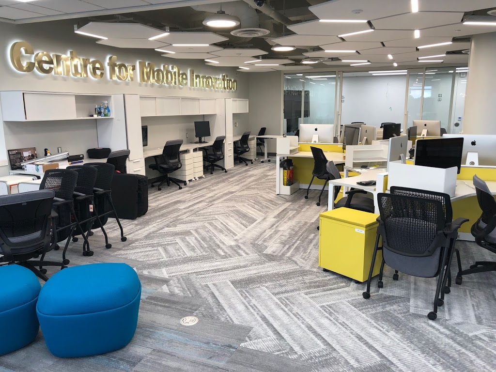 Sheridan College -- Centre for Mobile Innovation (CMI) | point of interest | Room:, 1430 Trafalgar Rd S401, Oakville, ON L6H 2L1, Canada | 90584594302490 OR +1 905-845-9430 ext. 2490