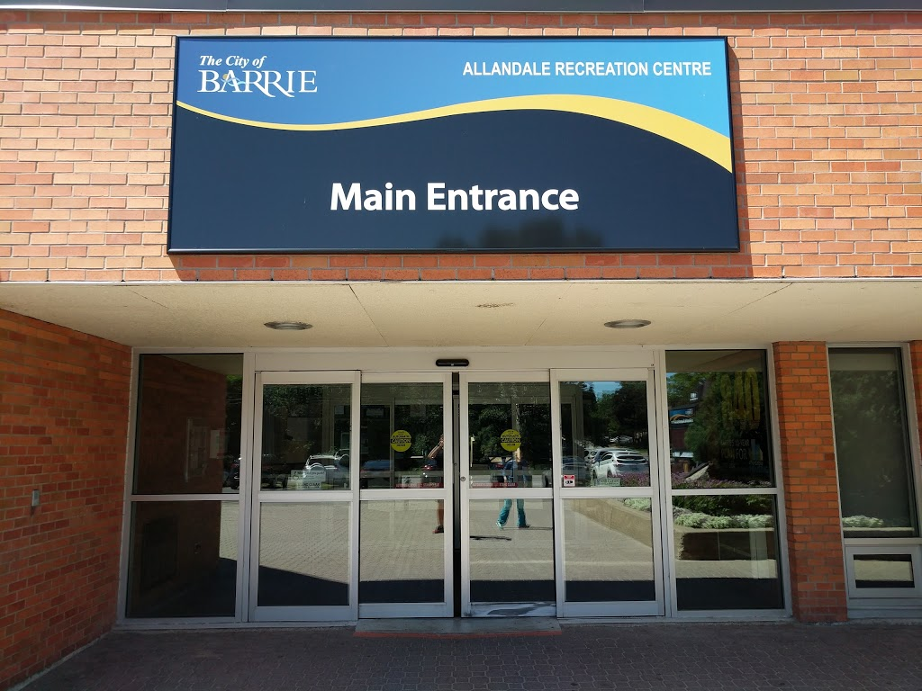 Allandale Rec Centre | gym | 190 Bayview Dr, Barrie, ON L4N 2Z4, Canada | 7057285141 OR +1 705-728-5141