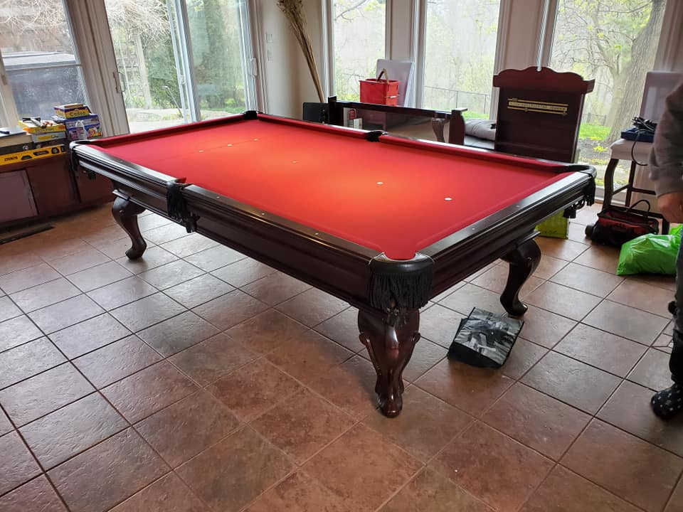 Riviera Billiards | store | 135 Speedvale Ave W Unit 5, Guelph, ON N1H 1K5, Canada | 2265018995 OR +1 226-501-8995