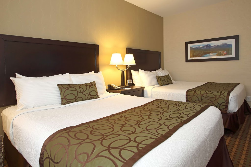 Best Western Pacific Inn 4790 34th St Vernon Bc V1t 5y9 Canada