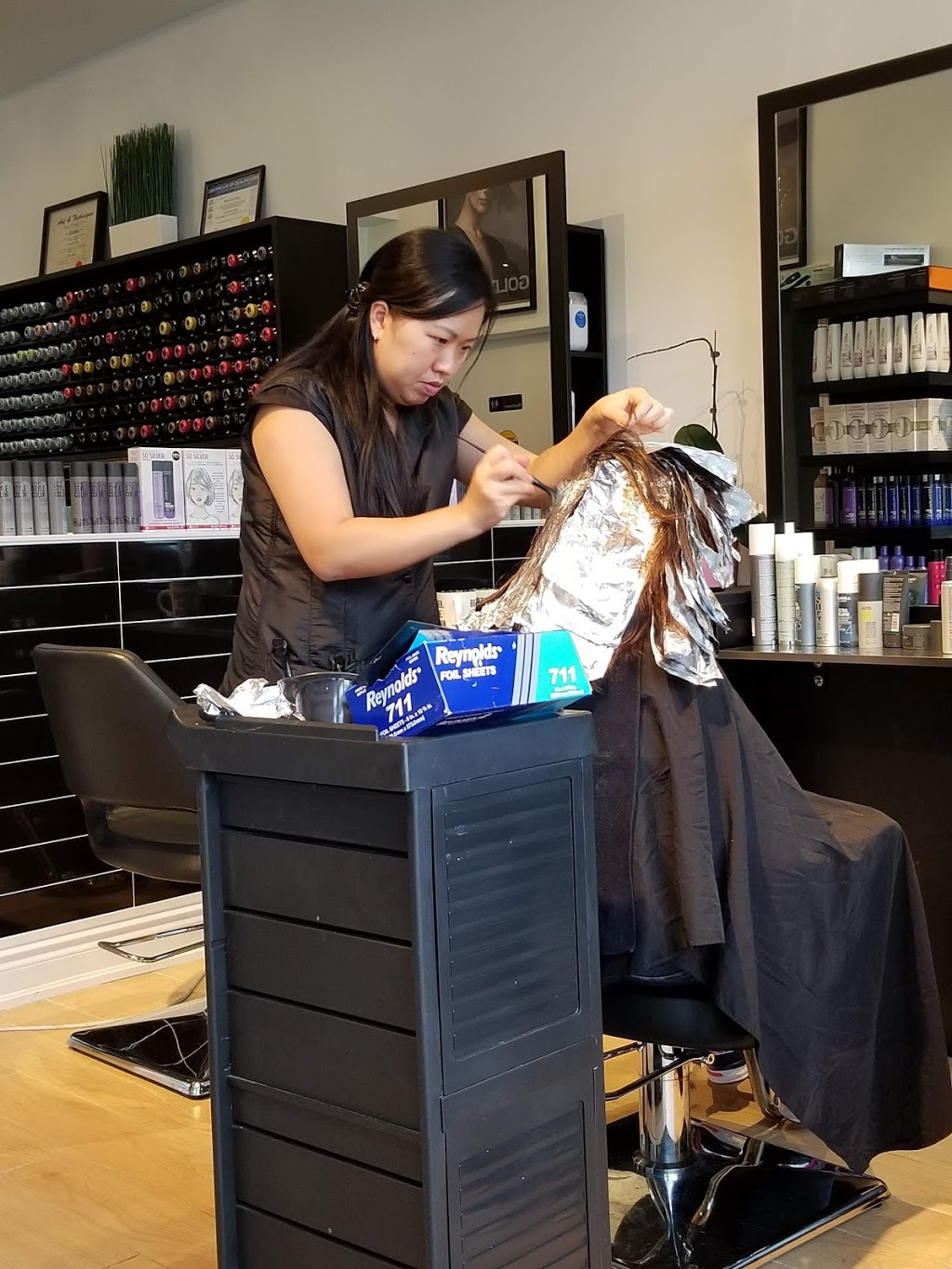 Inspire Hair and Beauty Salon | point of interest | 2-127 Inspiration Way, Brampton, ON L6R 3W4, Canada | 9052160653 OR +1 905-216-0653