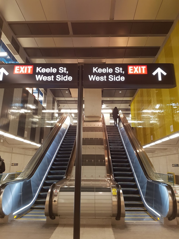 Finch West Station   subway station   Toronto, ON M3J 2W1, Canada