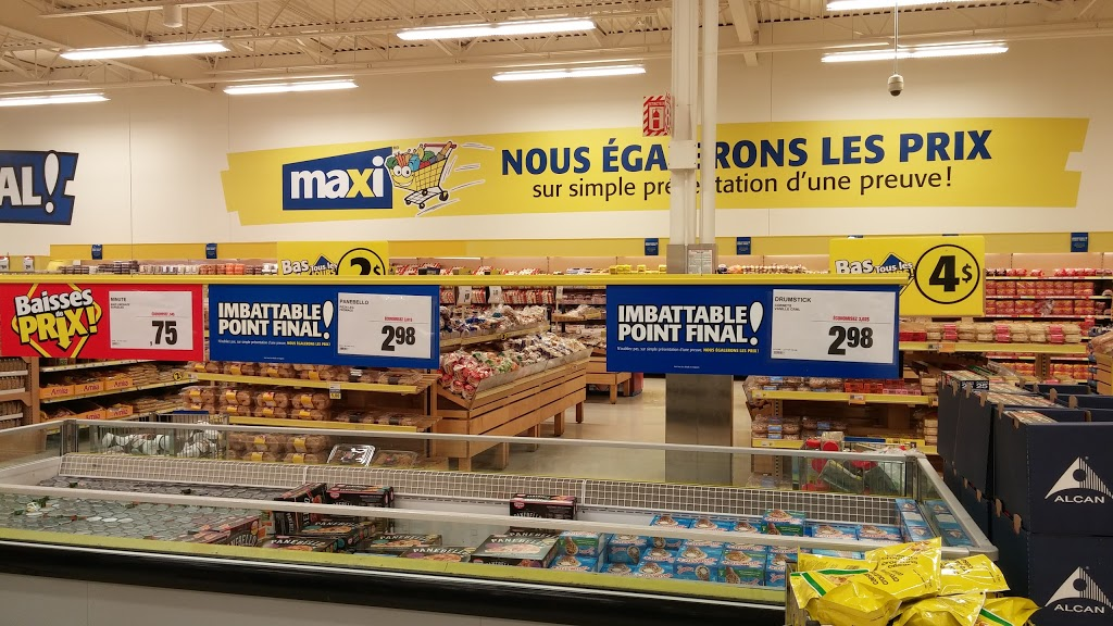 Maxi | bakery | 1220 Boulevard Louis-XIV, Québec, QC G1H 6V6, Canada | 4186287672 OR +1 418-628-7672