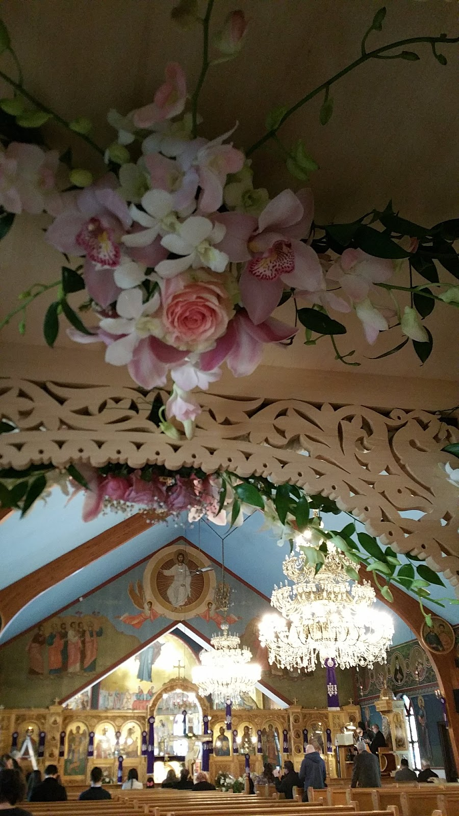 St Nicholas Church | church | 3780 Chemin du Souvenir, Laval, QC H7V 1Y3, Canada | 4509733480 OR +1 450-973-3480
