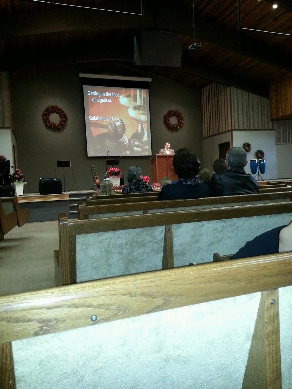 Gospel Fellowship Chapel   church   109 Chestnut St, St Thomas, ON N5R 2B1, Canada   5196312491 OR +1 519-631-2491