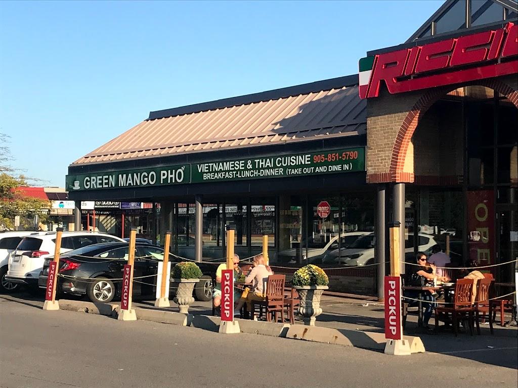 Green Mango Pho | restaurant | 8401 Weston Rd, Woodbridge, ON L4L 1A6, Canada | 9058515790 OR +1 905-851-5790