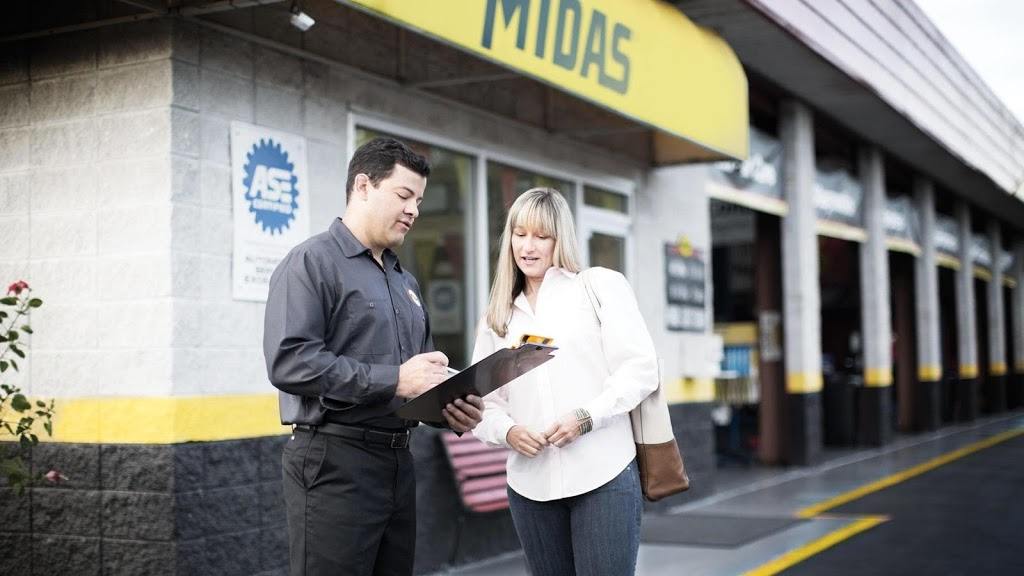 Midas | car repair | 1688 Main St, Vancouver, BC V6A 2W8, Canada | 6047579372 OR +1 604-757-9372