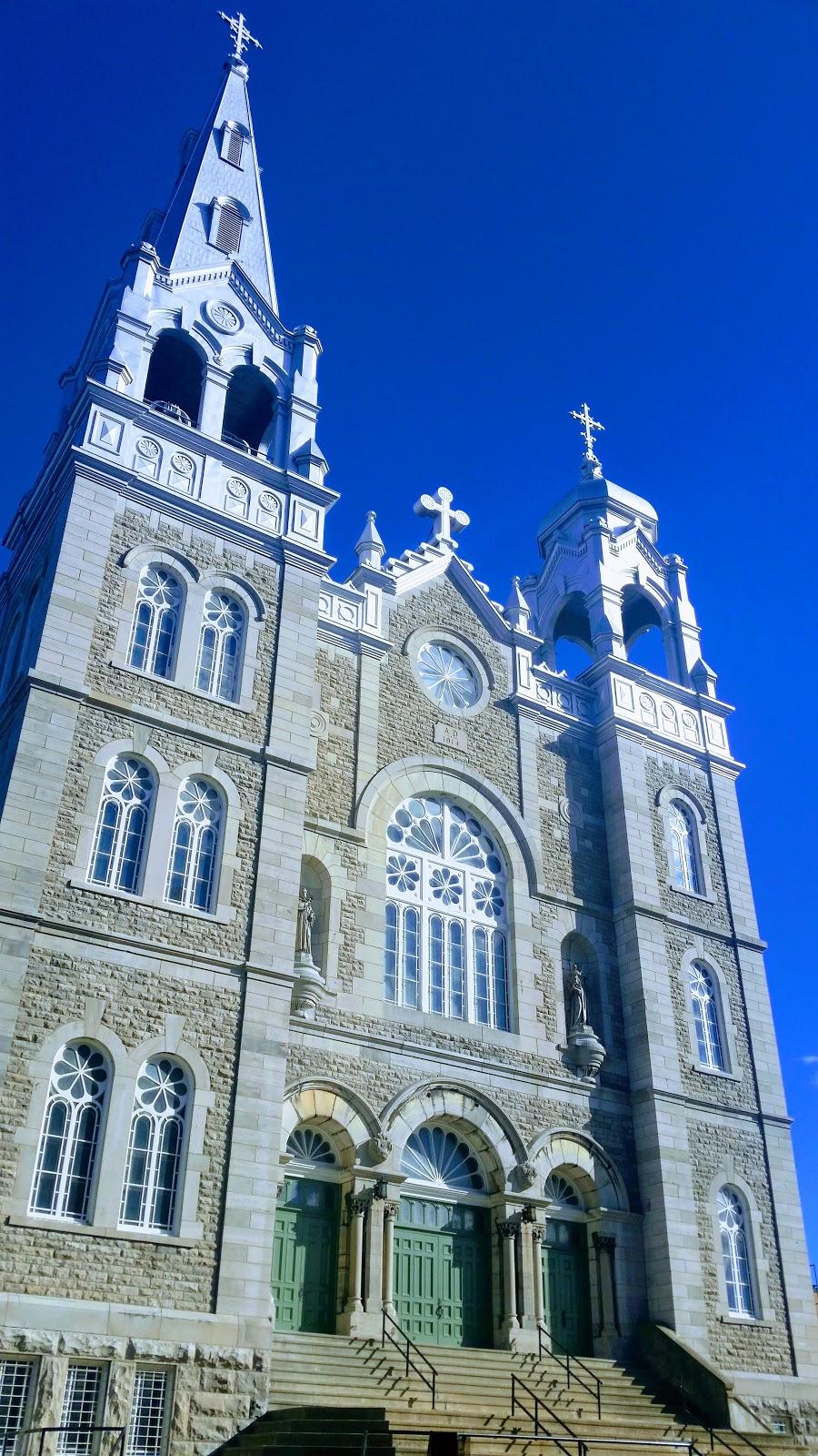 St. Marys Parish   church   100 Young St, Ottawa, ON K1Y 3P7, Canada   6137289811 OR +1 613-728-9811