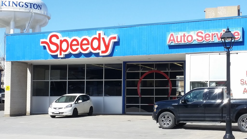 Speedy Auto Service Kingston East | car repair | 691 Princess St, Kingston, ON K7L 1E9, Canada | 6135445133 OR +1 613-544-5133