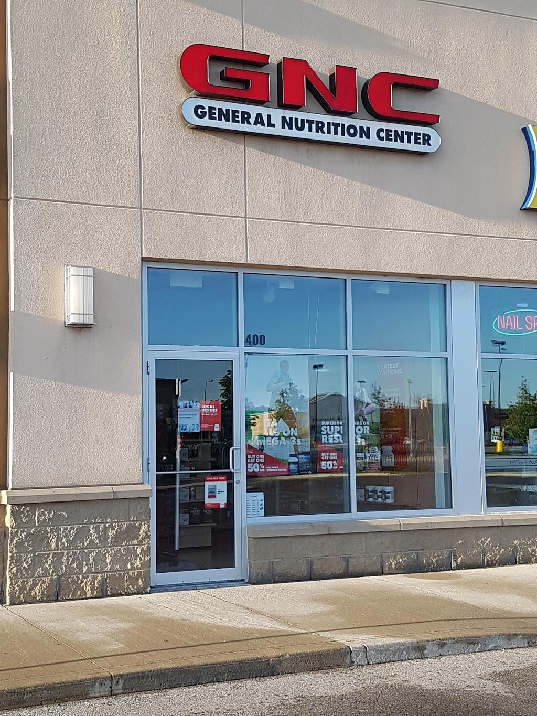 GNC - General Nutrition Centres   health   575 Laval Dr, Unit 400, Oshawa South, Oshawa, ON L1J 0B5, Canada   9052450134 OR +1 905-245-0134