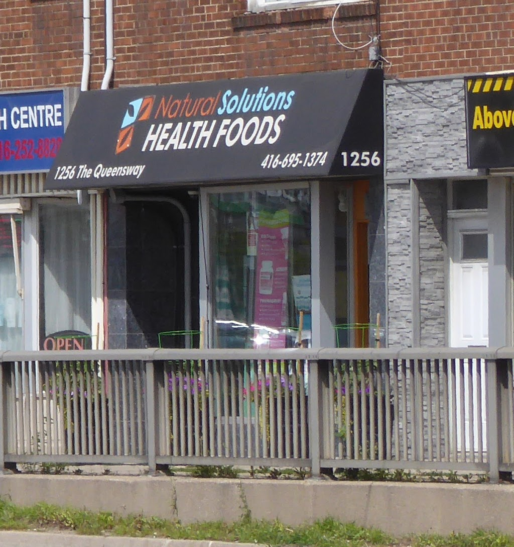 Natural Solutions Health Foods | health | 1256 The Queensway, Etobicoke, ON M8Z 1S2, Canada | 4166951374 OR +1 416-695-1374