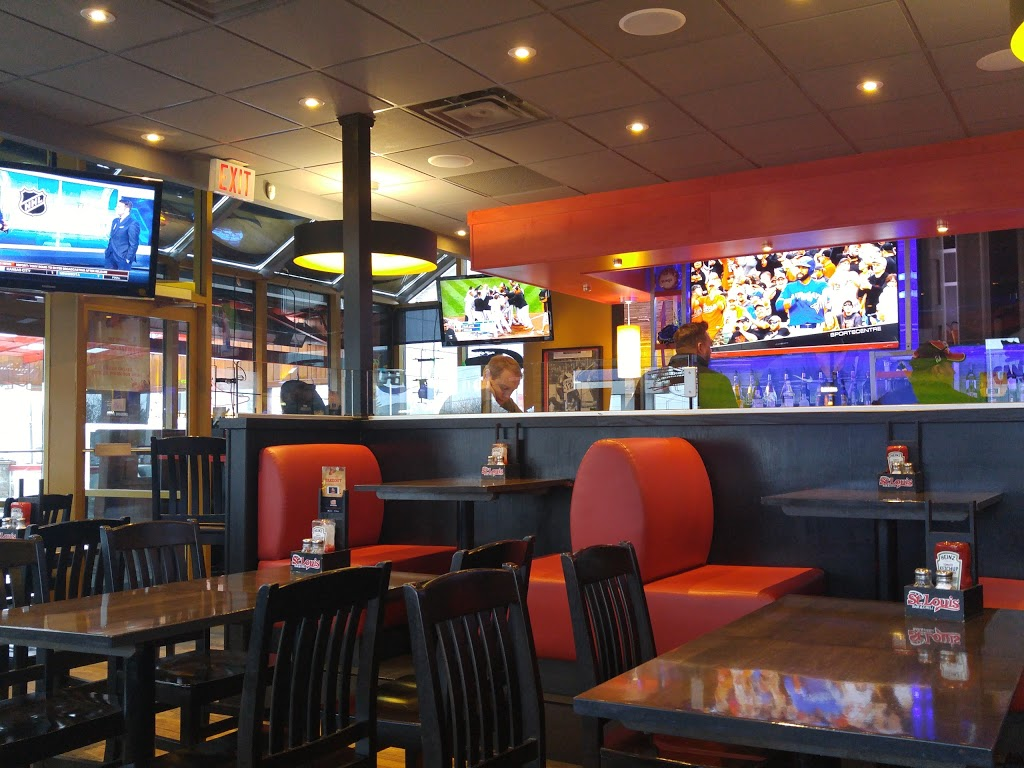 St. Louis Bar & Grill | restaurant | 408 Dunlop St W #1, Barrie, ON L4N 1C2, Canada | 7057374989 OR +1 705-737-4989