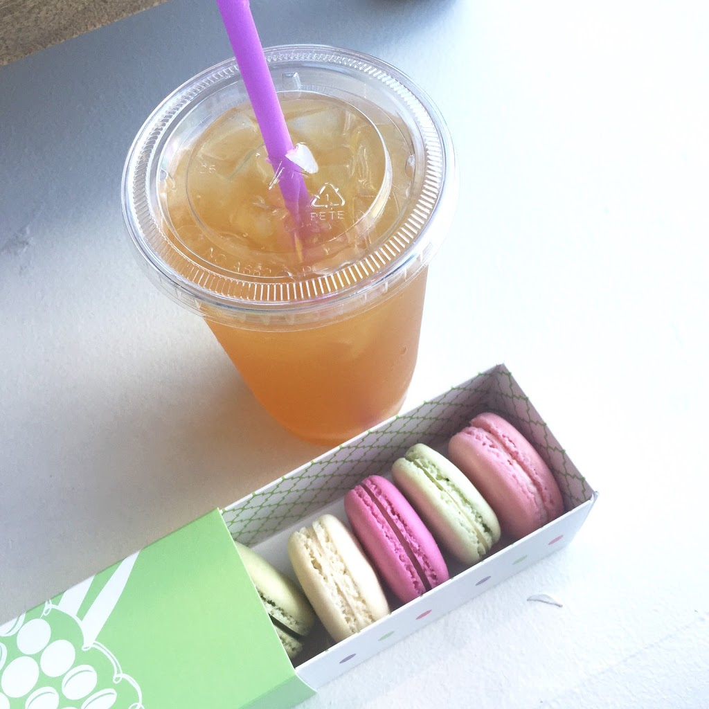 AG Macarons | bakery | 647 Dupont St, Toronto, ON M6G 1Z4, Canada | 6479773124 OR +1 647-977-3124