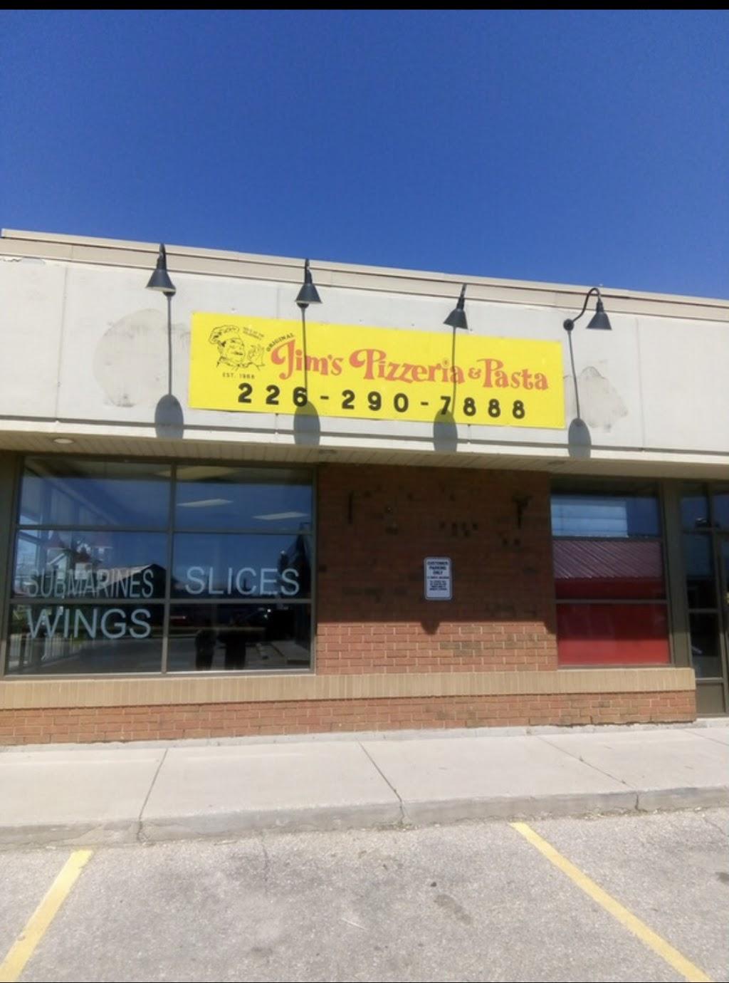 Original Jim's Pizzeria & Pasta | restaurant | 32 Walker St, Port Dover, ON N0A 1N0, Canada | 2262907888 OR +1 226-290-7888