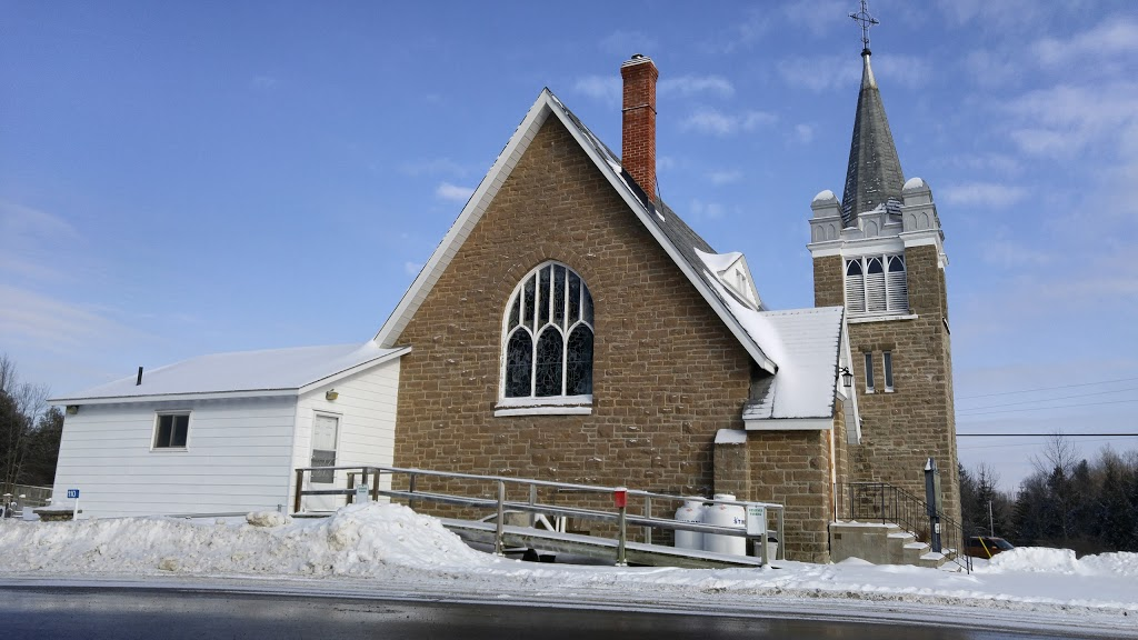 St. Johns Anglican Church, Innisville | church | 110 Fergusons Falls Rd, Carleton Place, ON K7C 0C5, Canada | 6132573178 OR +1 613-257-3178