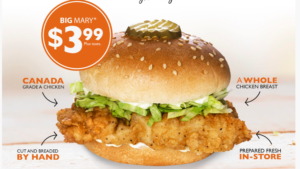 Mary Browns | restaurant | 723 46 Ave SE #202, Calgary, AB T2G 2A4, Canada | 4032140014 OR +1 403-214-0014