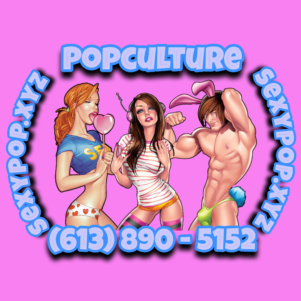 SexyPop PopCulture | store | 606 Braecreek Ave, Ottawa, ON K2W 0B1, Canada | 6138905152 OR +1 613-890-5152