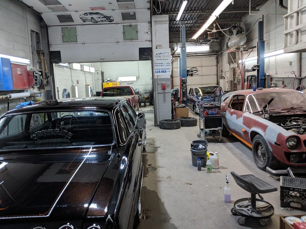 SLM AUTO INC | car repair | 3461 39e Avenue, Pointe-aux-Trembles, QC H1A 3Y6, Canada | 5146422828 OR +1 514-642-2828