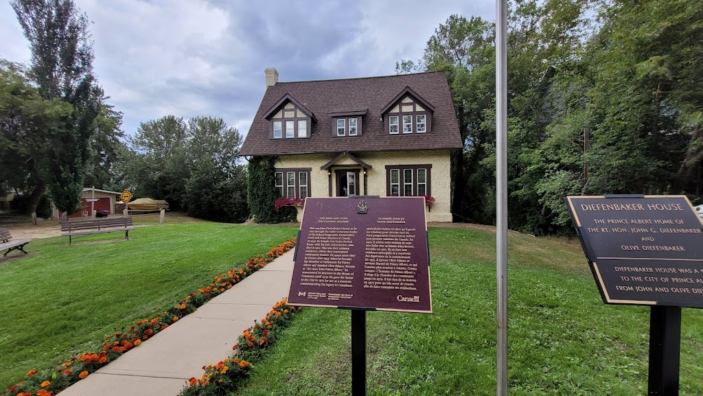 Diefenbaker House | museum | 246 19 St W, Prince Albert, SK S6V 4C6, Canada | 3067642992 OR +1 306-764-2992