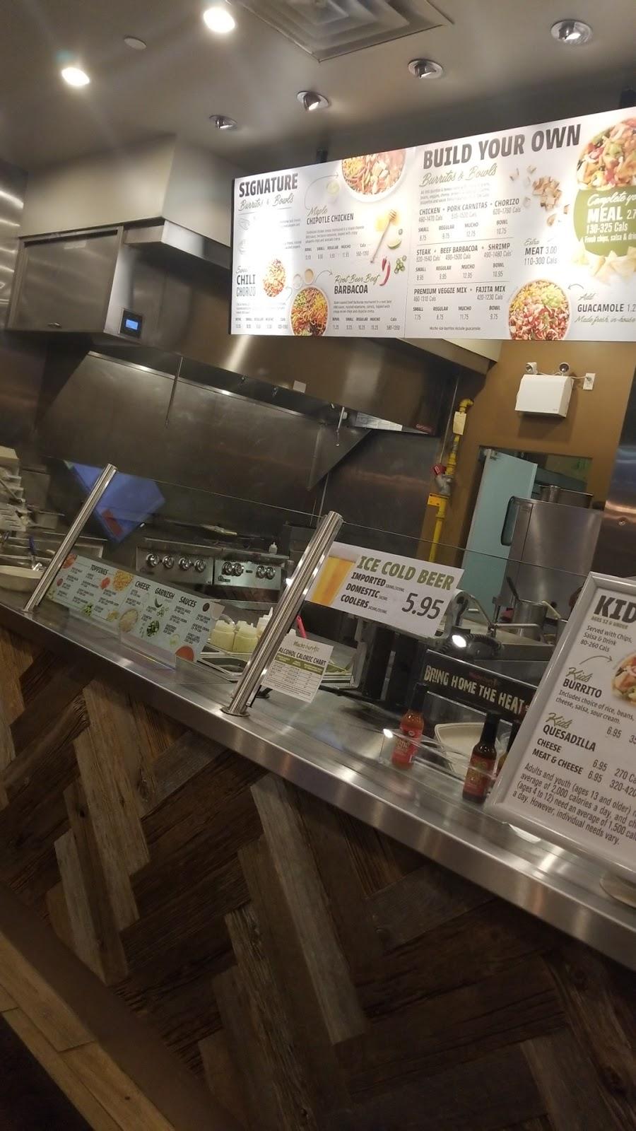 Mucho Burrito Fresh Mexican Grill | restaurant | 770 Gardiners Rd A006, Kingston, ON K7M 3X9, Canada | 6133896666 OR +1 613-389-6666