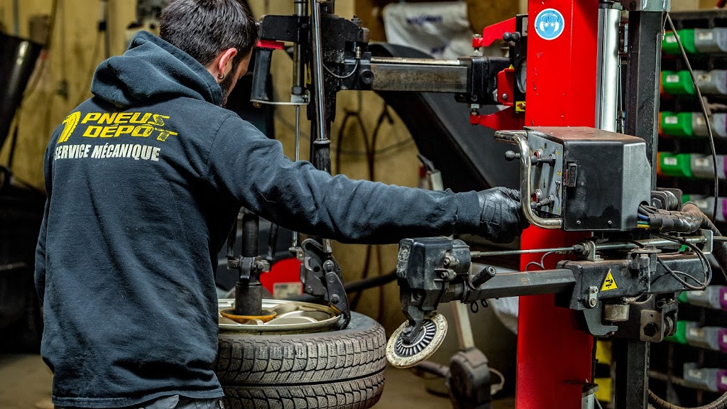 Pneus Dépot | car repair | 195 Boulevard des Cèdres, Québec, QC G1L 1M8, Canada | 4186226789 OR +1 418-622-6789