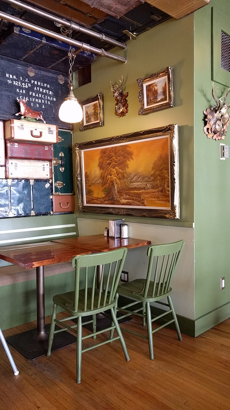 Hunter Gatherer | restaurant | 1221 15th Ave, Regina, SK S4M 0A1, Canada