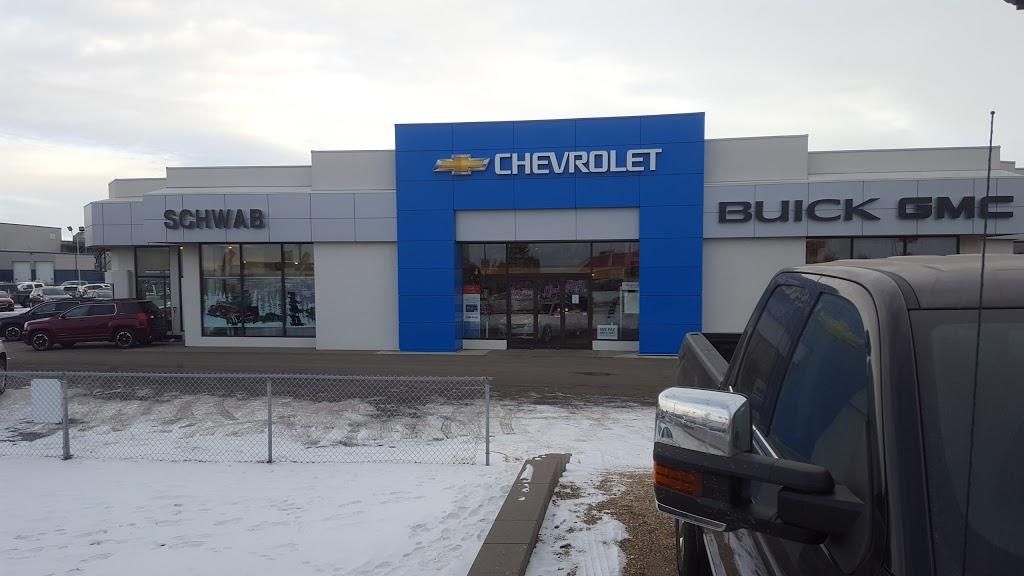 Schwab Chevrolet Buick Gmc Car Dealer 6503 Sparrow Dr