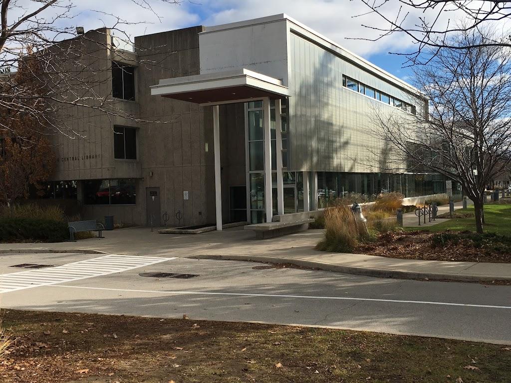 Burlington Public Library - Central Branch | library | 2331 New St, Burlington, ON L7R 1J4, Canada | 9056393611 OR +1 905-639-3611