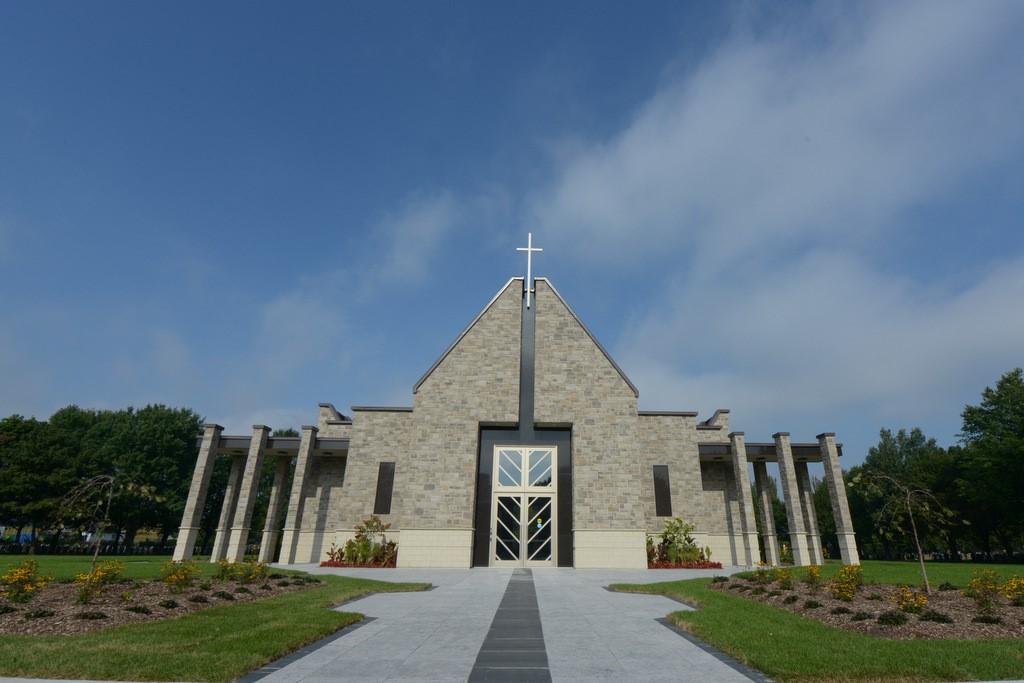 Mausolée Catherine de St-Augustin | cemetery | 1460 Boulevard Wilfrid-Hamel, Québec, QC G1N 3Y6, Canada | 4186880566 OR +1 418-688-0566