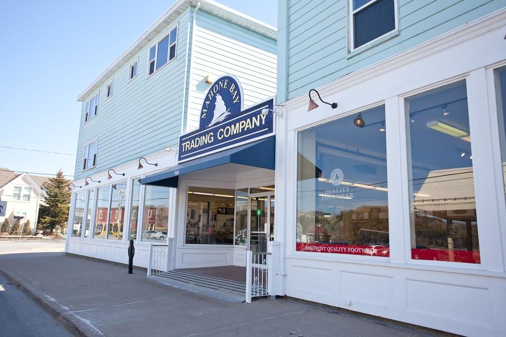 Mahone Bay Trading Company | shoe store | 544 Main St, Mahone Bay, NS B0J 2E0, Canada | 9026248425 OR +1 902-624-8425