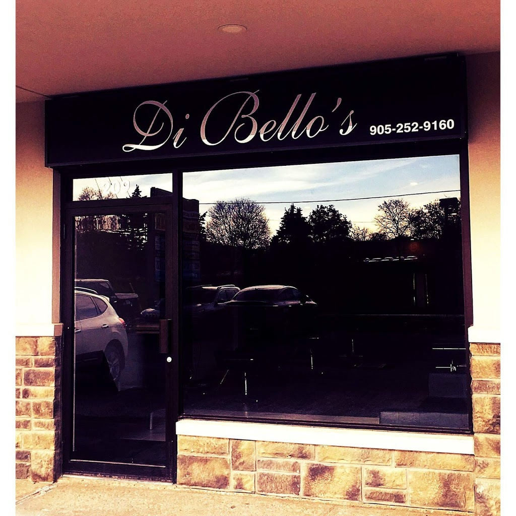 Di Bellos | hair care | 209 Eagle St, Newmarket, ON L3Y 4N4, Canada | 9052529160 OR +1 905-252-9160
