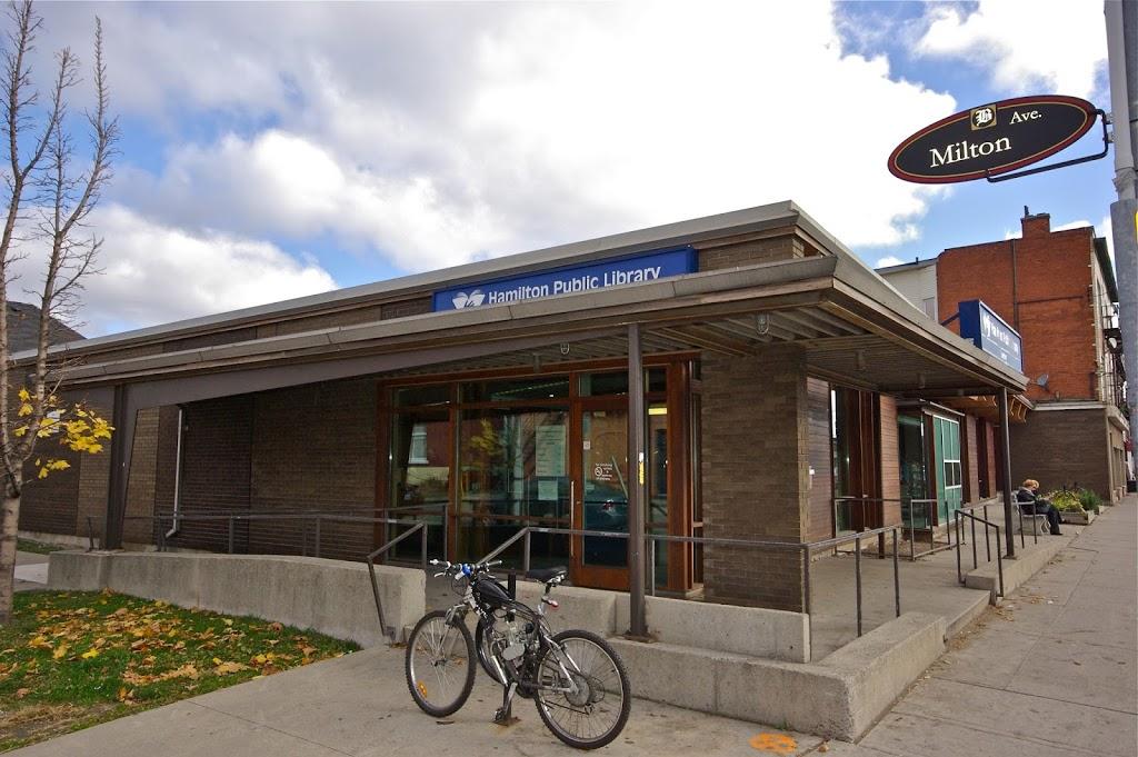 Hamilton Public Library - Barton Branch | library | 571 Barton St E, Hamilton, ON L8L 2Z3, Canada | 9055463450 OR +1 905-546-3450