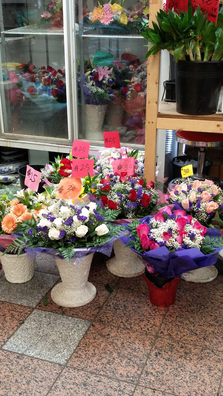 Ruby Florist | florist | 398 Ferrier St, Markham, ON L3R 2Z5, Canada | 9059489855 OR +1 905-948-9855