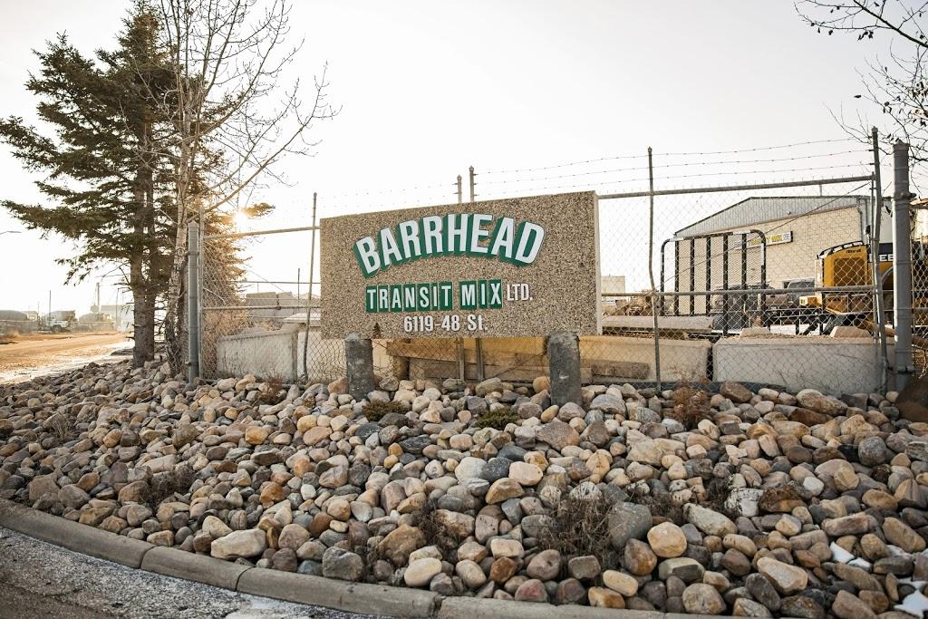 Barrhead Transit Mix Ltd   store   6119 48 St, Barrhead, AB T7N 1A3, Canada   7806743388 OR +1 780-674-3388