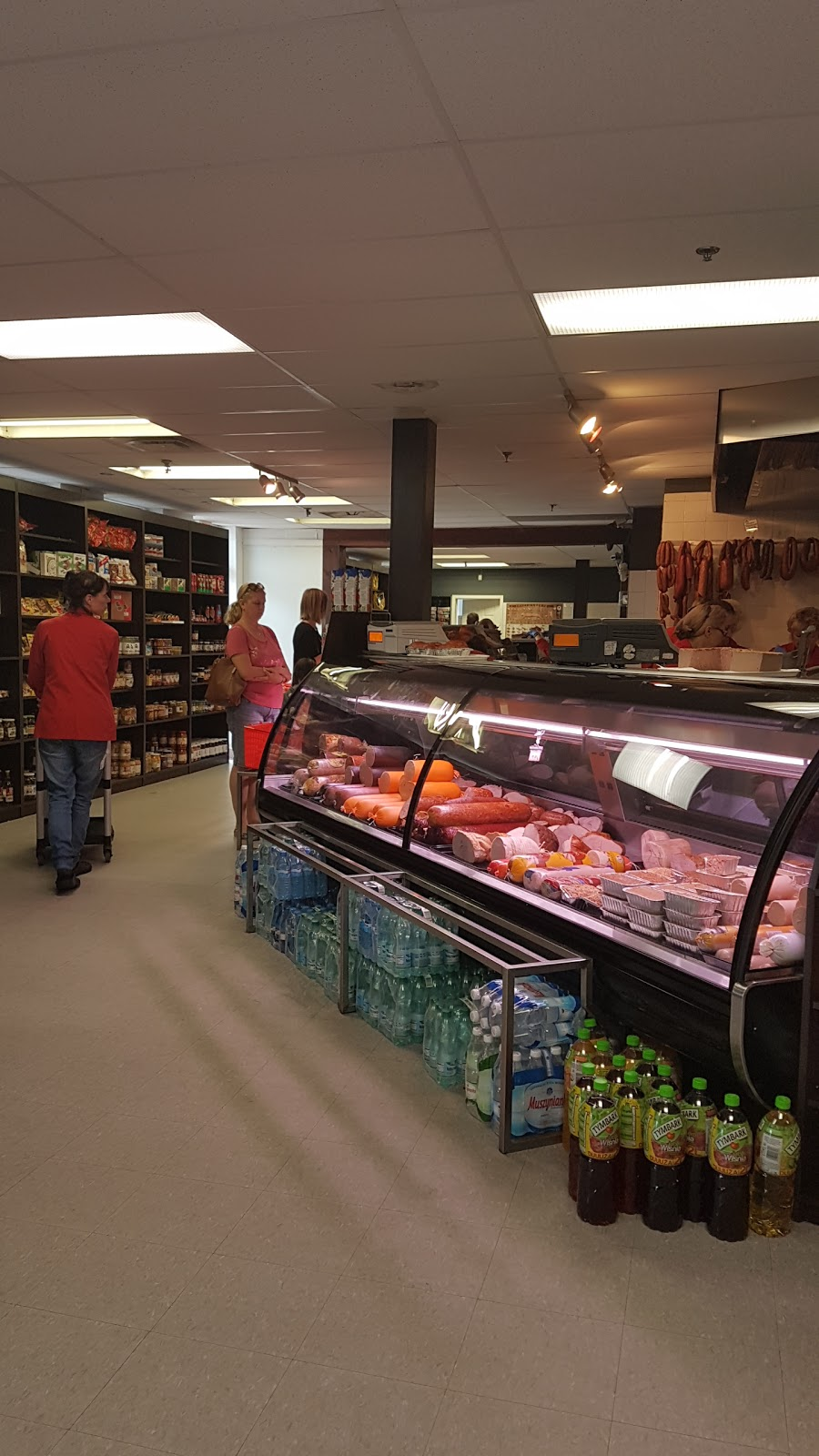 Odra Deli & Wholesale Meat Ltd | store | 2395 Cawthra Rd, Mississauga, ON L5A 2W8, Canada | 9058963666 OR +1 905-896-3666