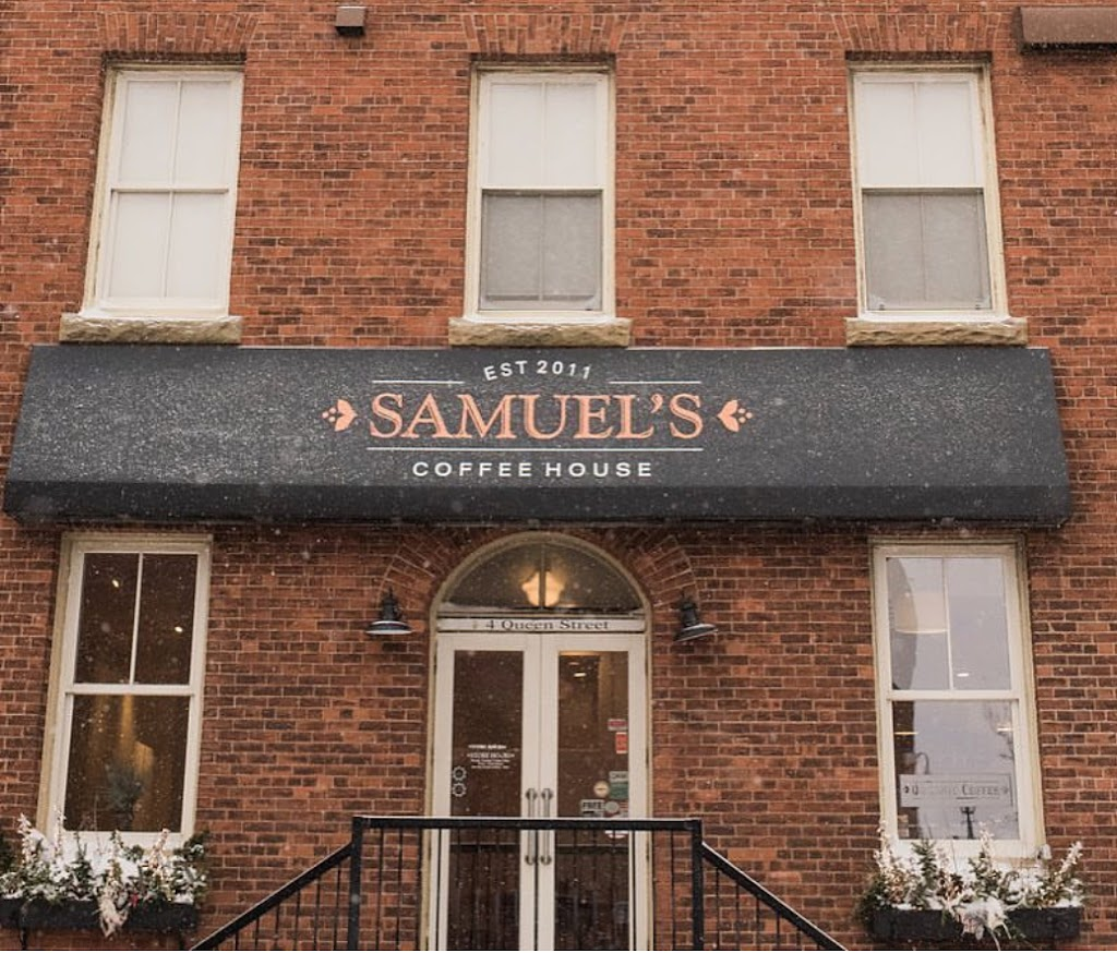Samuels Coffee House | cafe | 4 Queen St, Summerside, PE C1N 0A6, Canada | 9027242300 OR +1 902-724-2300