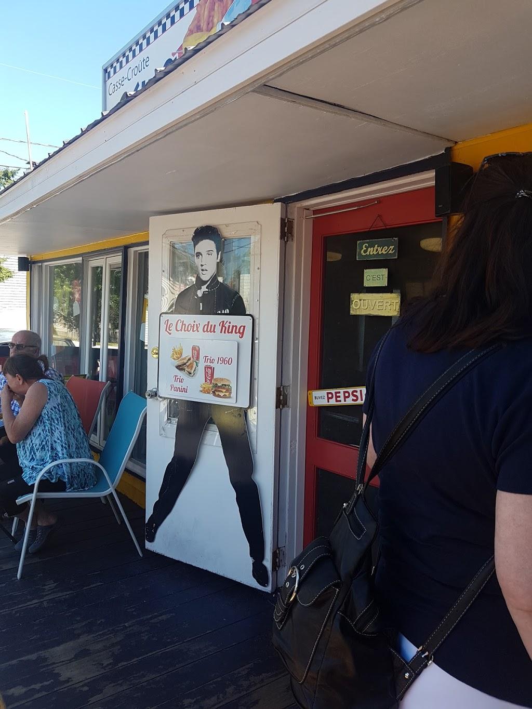 Casse-Croûte Rétro | restaurant | 180 Chemin des Pionniers E, LIslet, QC G0R 2B0, Canada | 4186071010 OR +1 418-607-1010