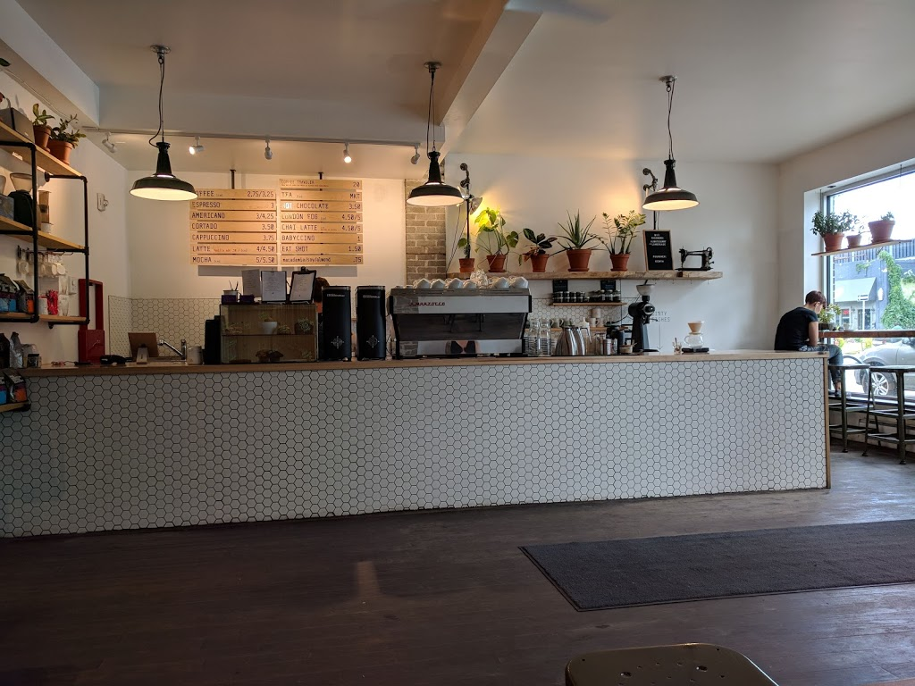 Thom Bargen Coffee and Tea | cafe | 64 Sherbrook St, Winnipeg, MB R3C 2B3, Canada