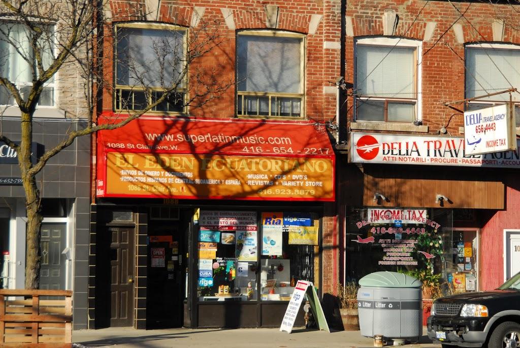 El Eden Ecuatoriano   store   1088 St Clair Ave W, Toronto, ON M6E 1A7, Canada   4169238879 OR +1 416-923-8879