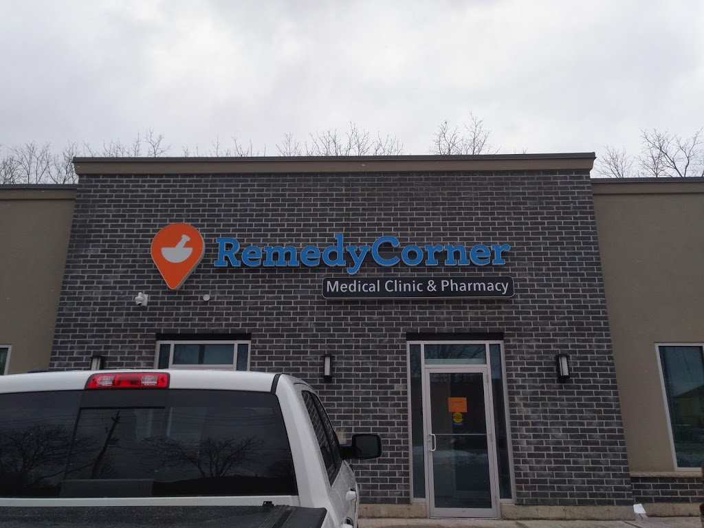 The Remedy Corner Pharmacy And Clinics | health | 300 Main St, Woodstock, ON N4S 1T9, Canada | 5192908888 OR +1 519-290-8888