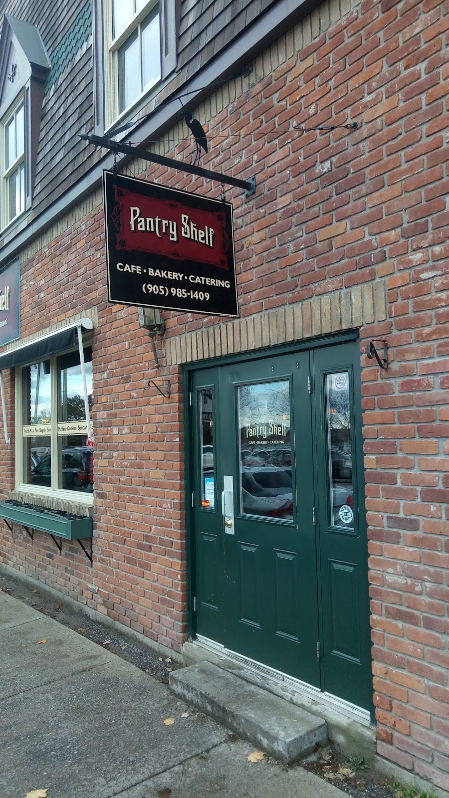 Pantry Shelf The Cafe Bakery & Fine Foods | bakery | 172 Water St, Port Perry, ON L9L 1C4, Canada | 9059851409 OR +1 905-985-1409