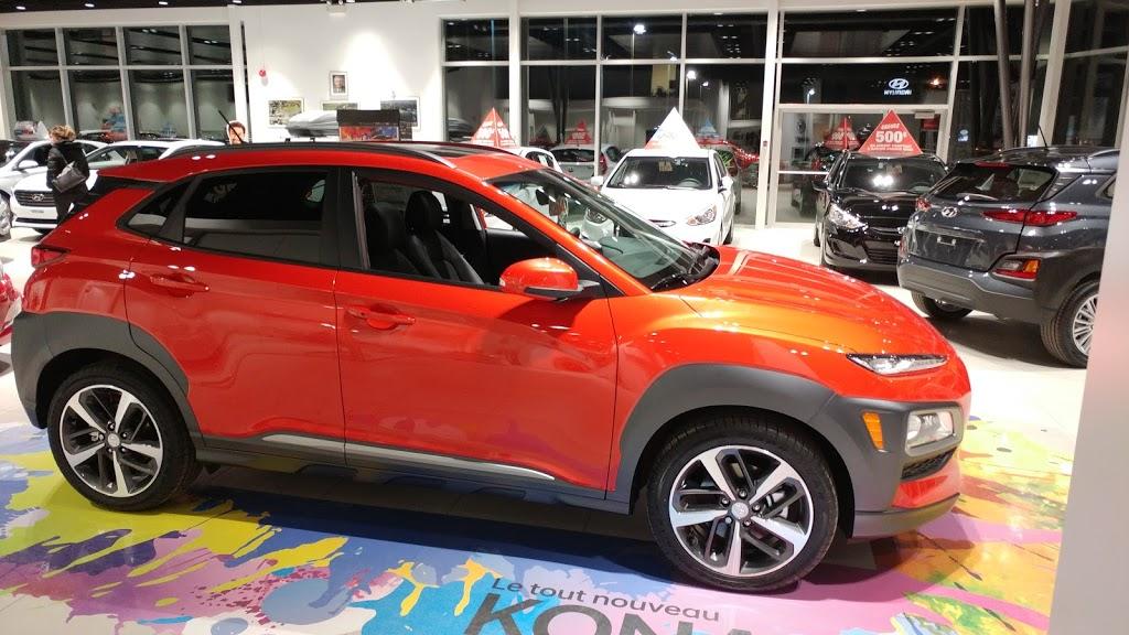 Lessard Hyundai | car dealer | 300 Boulevard Louis-XIV, Québec, QC G2K 1W7, Canada | 4186235471 OR +1 418-623-5471