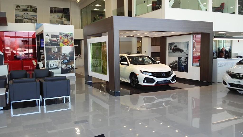 Honda De Terrebonne >> Honda De Terrebonne Car Dealer 2850 Chemin Gascon