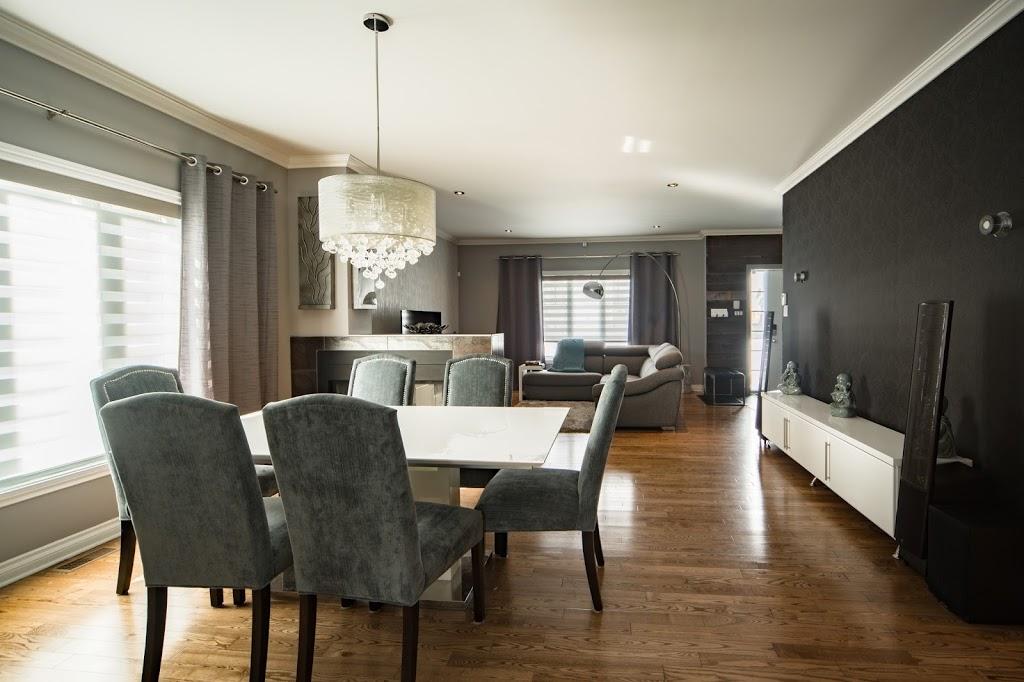 Domaine du Parc - Construction Voyer | point of interest | 295 Rue du Campagnol, Terrebonne, QC J6V 0B9, Canada | 4509638300554 OR +1 450-963-8300 ext. 554