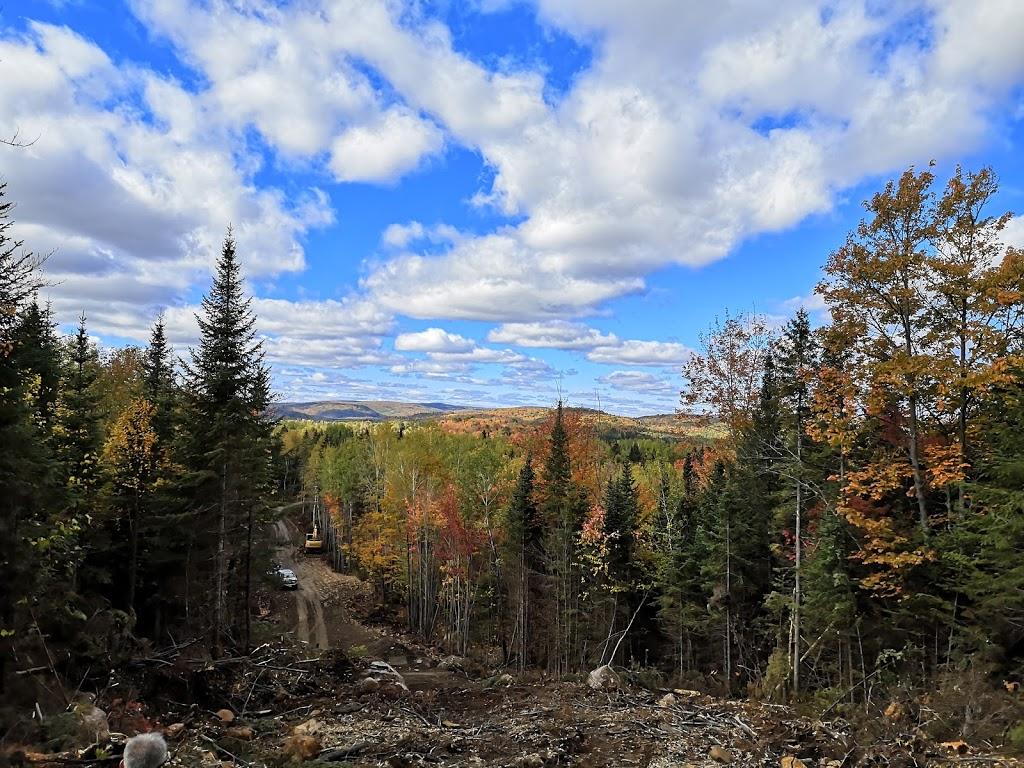 Terrains Experience nature | point of interest | 21 Montée de la Source, Saint-Alexis-des-Monts, QC J0K 1V0, Canada | 5798839883 OR +1 579-883-9883