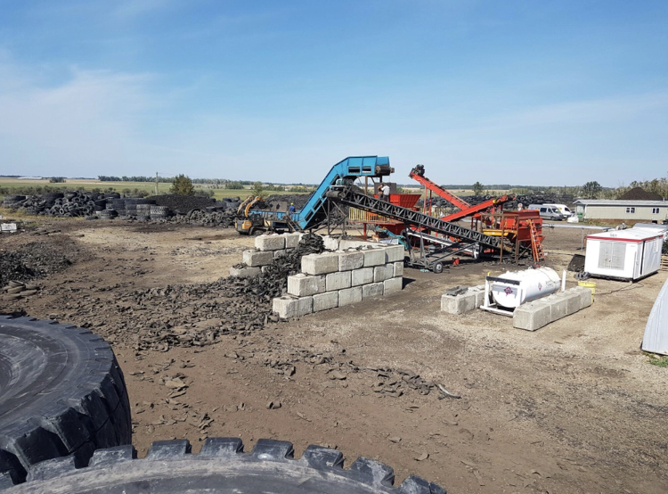 National Tire Recycling Group | point of interest | P.O. Box 6505 251055, Township Rd 434, Ponoka County, AB T4J 0C1, Canada | 8777800077 OR +1 877-780-0077