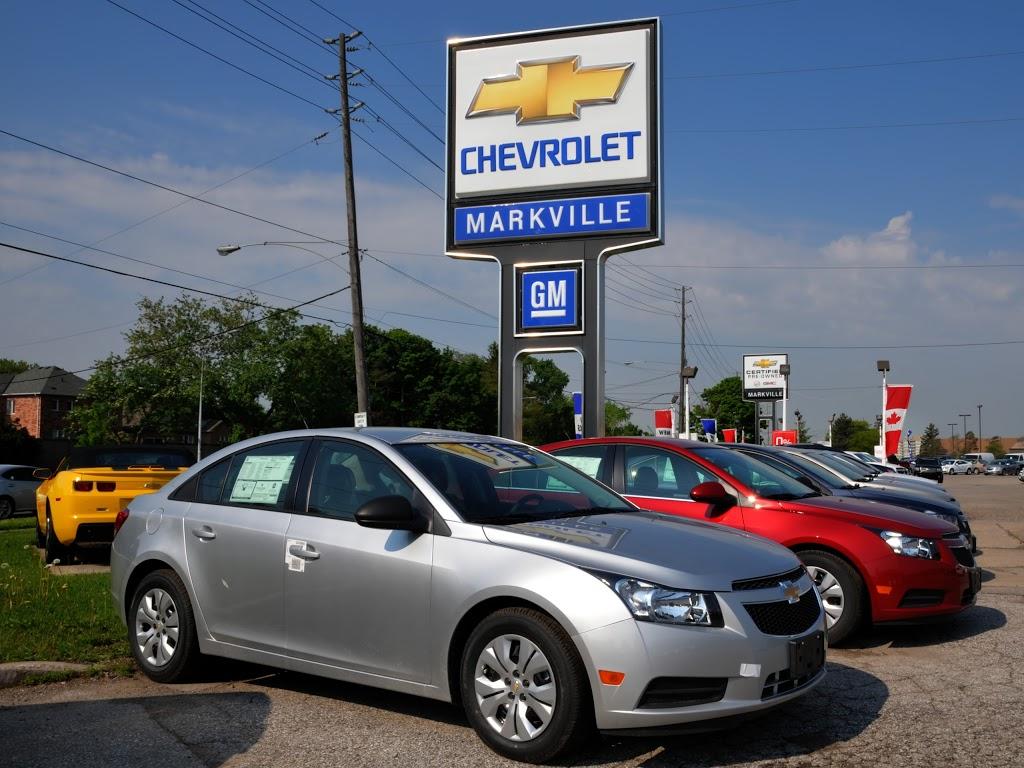 Markville Chevrolet Buick Gmc Car Dealer 5336 Hwy 7