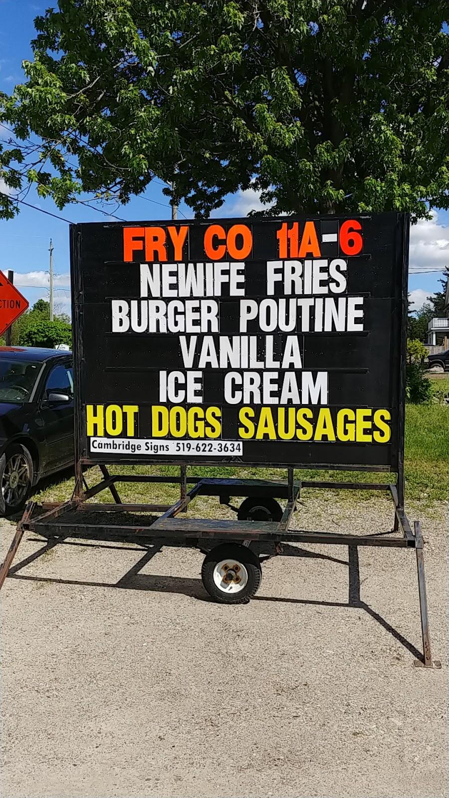 Fry co | meal takeaway | 1750 Waterloo Regional Rd 8, Cambridge, ON N3H 3R6, Canada | 5195007639 OR +1 519-500-7639